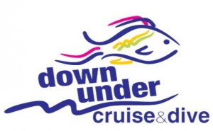 logo for Down Under Cruise and Dive