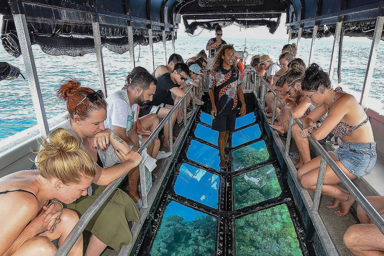 Image for Reef Magic Cruises - Dreamtime  Dive Snorkelling Experience