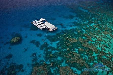 product image for Green Island & Great Barrier Reef Adventure (Ex Cairns)