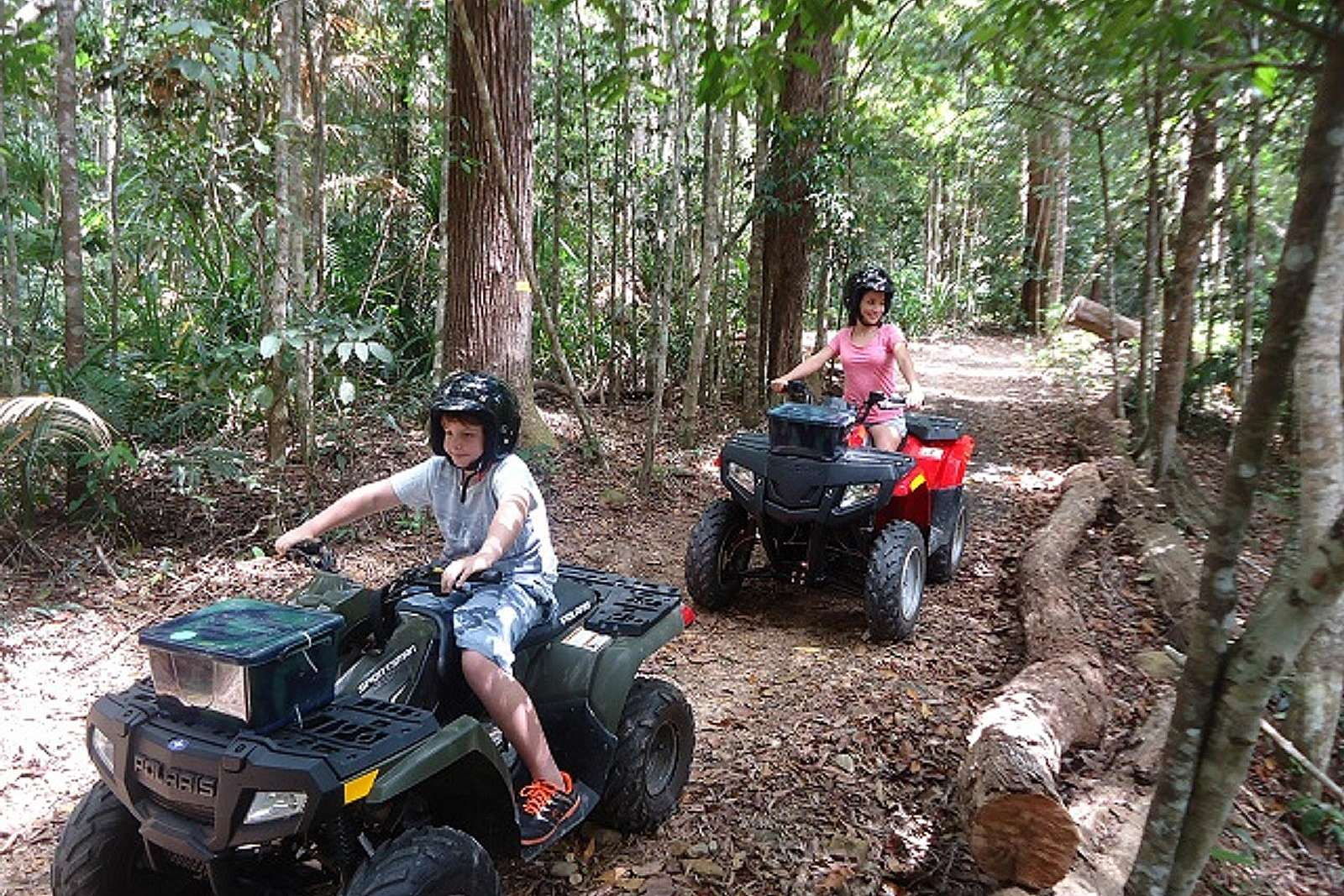 Image for GTS Global Travel Services - ATV AM Tour