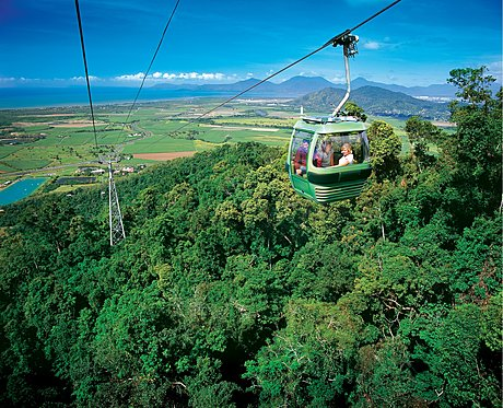 product image for Kuranda Rainforestation with Skyrail Cableway - ISF Official Partners - Mon 26 June 2017