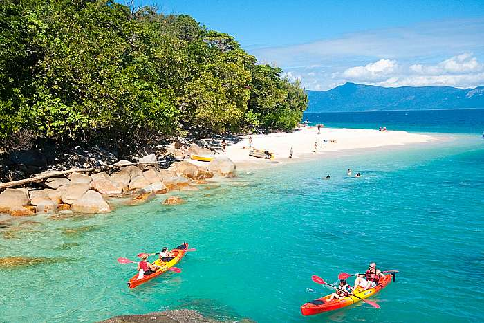 product image for Fitzroy Island Activity Pass 1 - Snorkel - 1100 Departure