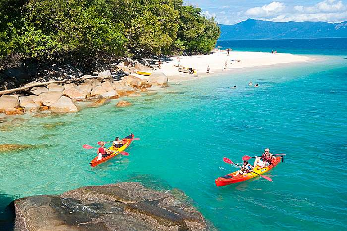 product image for Sea Kayaking Adventure - Fitzroy Island