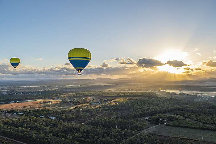 product image for 30 Minute Standard Hot Air Balloon Flight