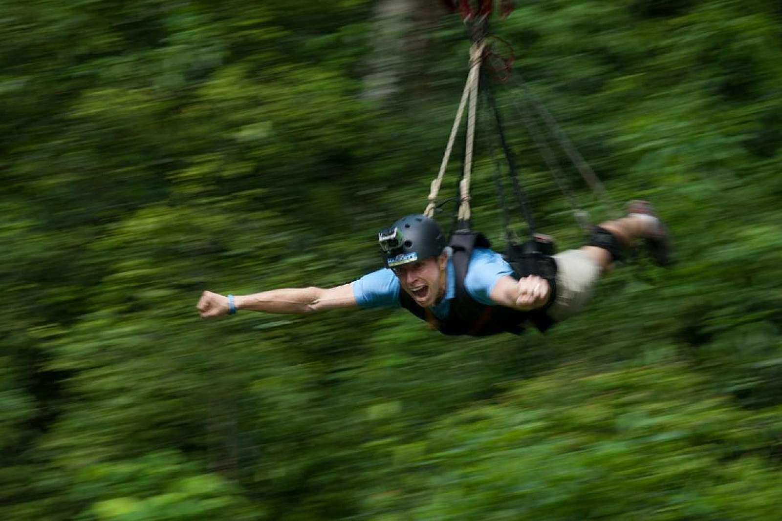 Image for AJ Hackett Cairns - AJ Combo (Bungy & Swing)