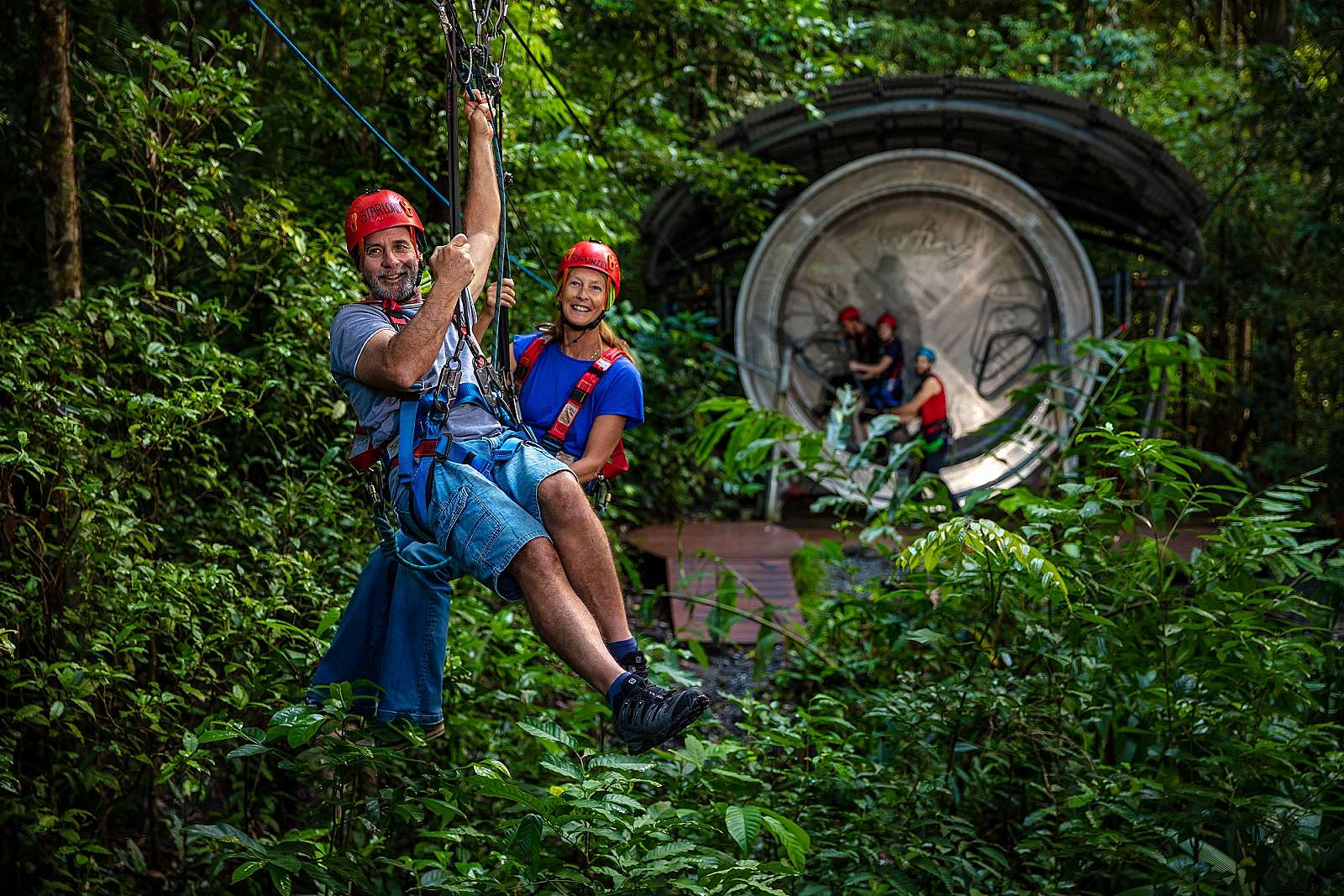 Image for Jungle Surfing Canopy Tours - Jungle Surfing Canopy Tour