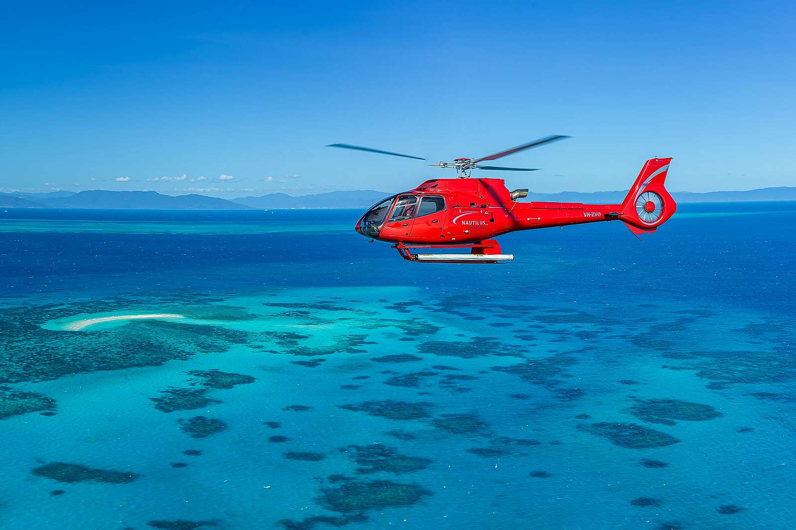 Image for Nautilus Aviation - *Cairns Scenic Flights