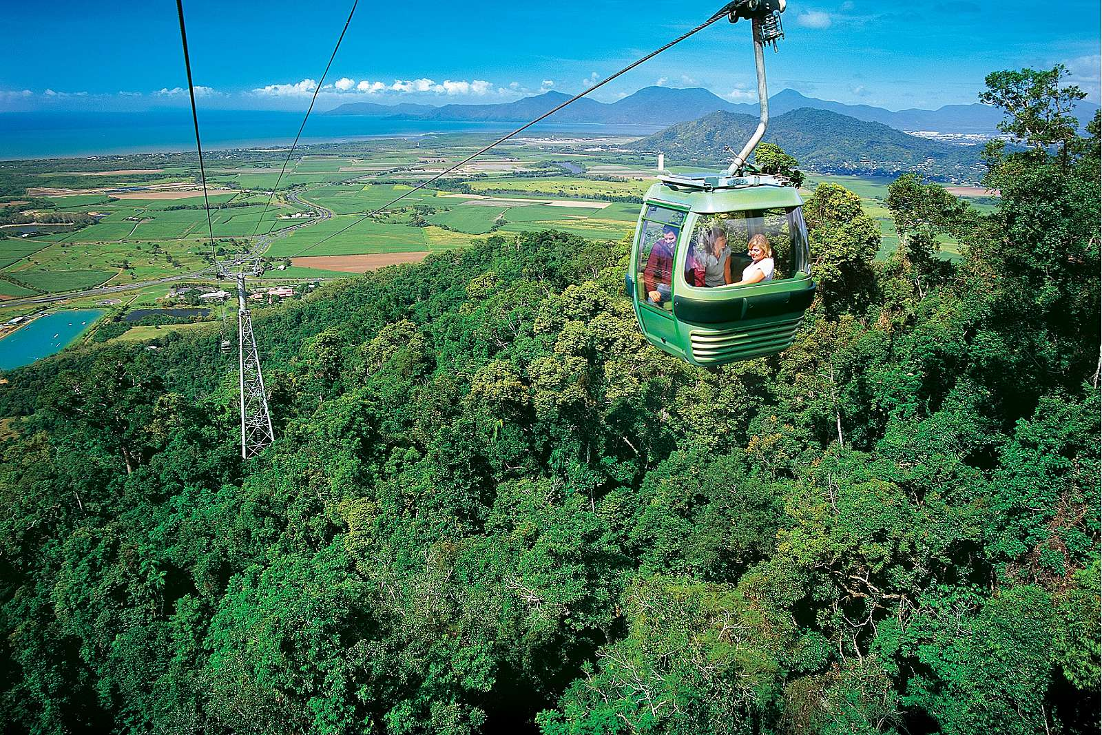 Image for Tropic Wings - Classic Kuranda ex Northern Beaches