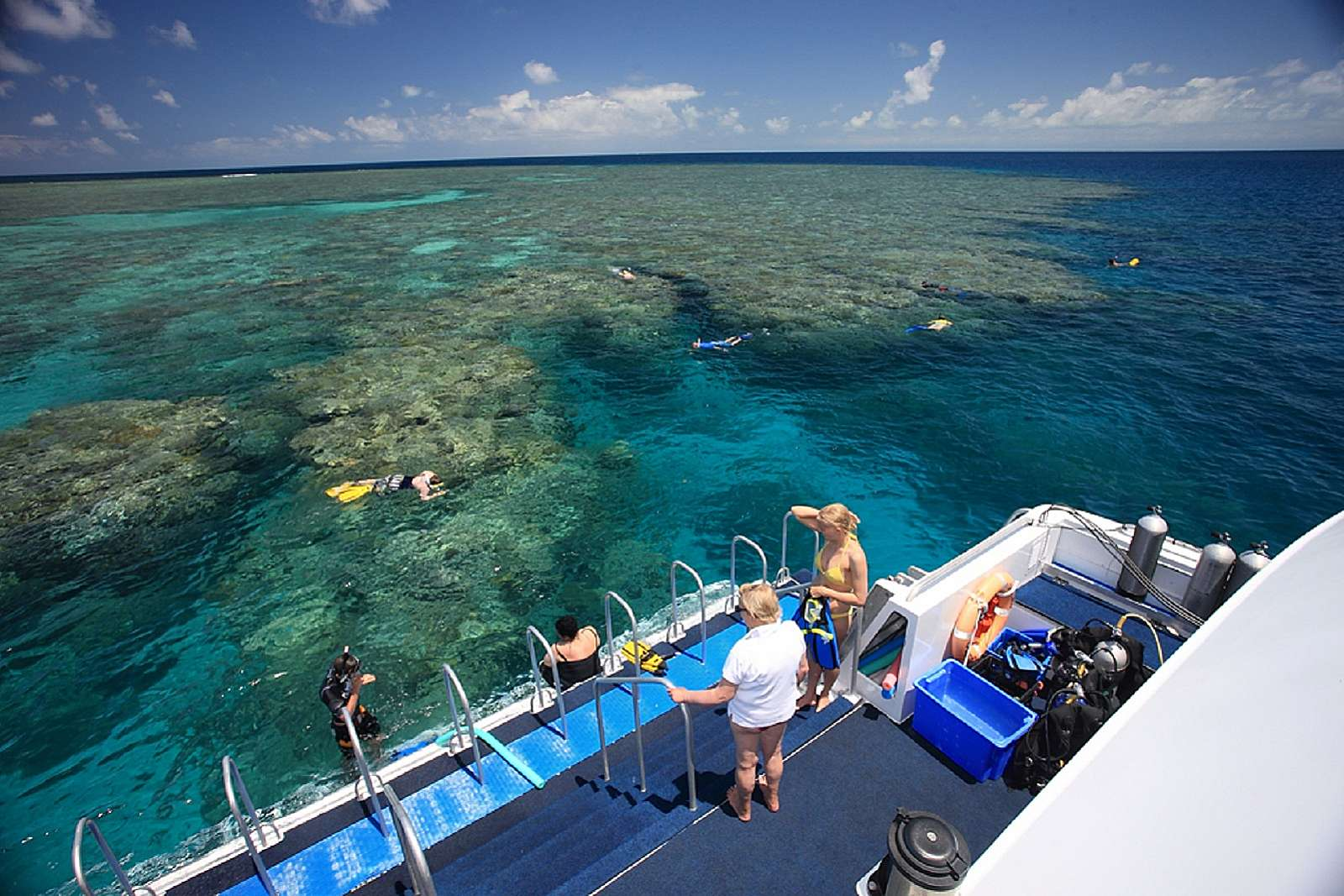 Image for Calypso Snorkel and Dive - Calypso Snorkel & Dive - Introductory Diving