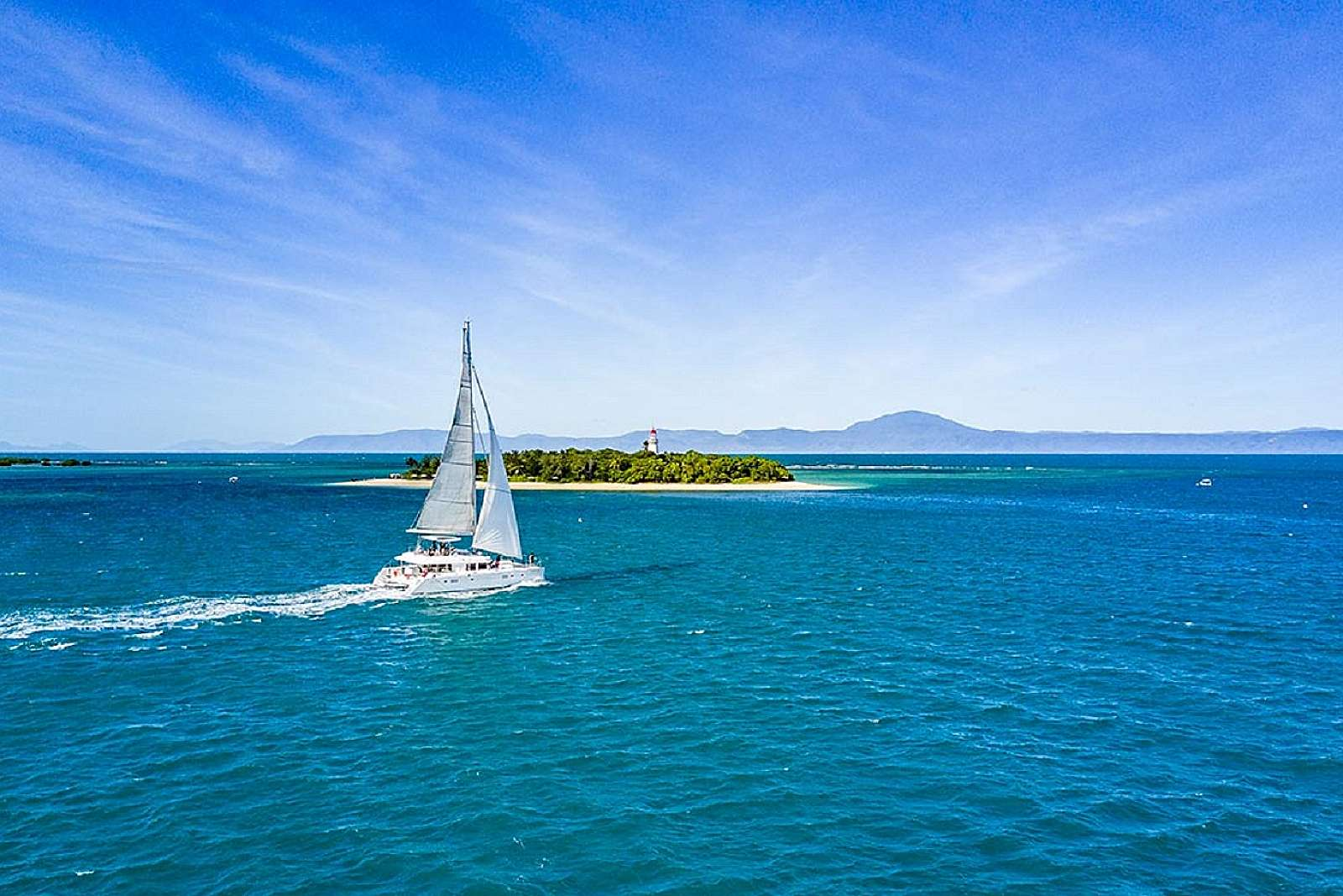 Feature image for Sailaway V ~ Low Isles Afternoon / Sunset Sail