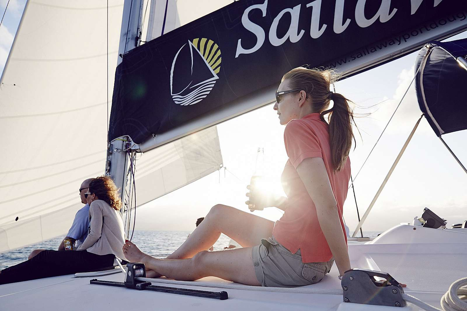 Image for Sailaway - Sailaway V ~ Low Isles Afternoon / Sunset Sail