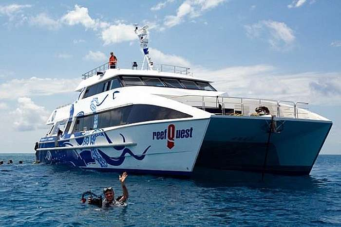product image for Reef Quest Cruise DIVE SPECIAL