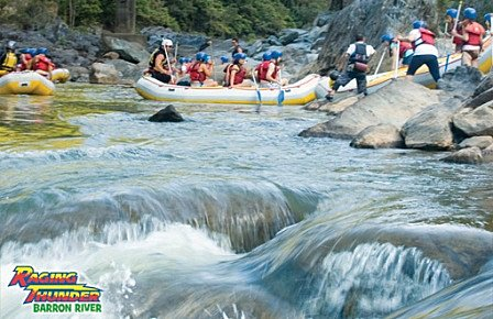 product image for Rafting - Barron River Half Day PM