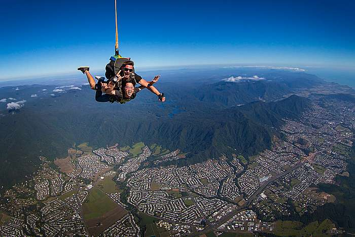 product image for *up to 15,000ft Tandem Skydive SPECIAL