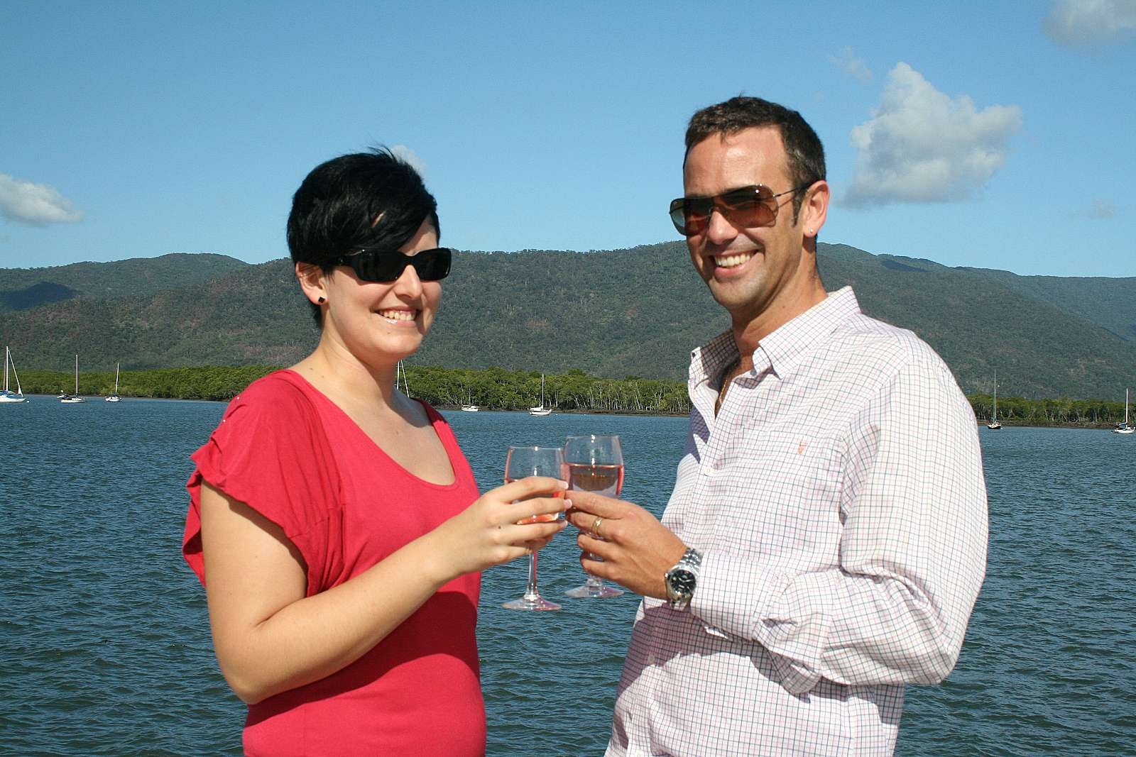 Image for Cairns Harbour Cruises - Sunset Cruise & Dinner Package
