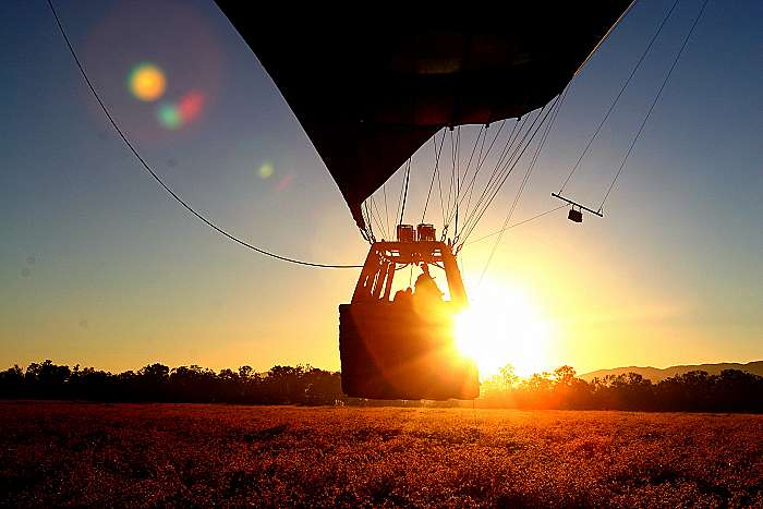 product image for Balloon Hot Air Scenic Flight ex Cairns