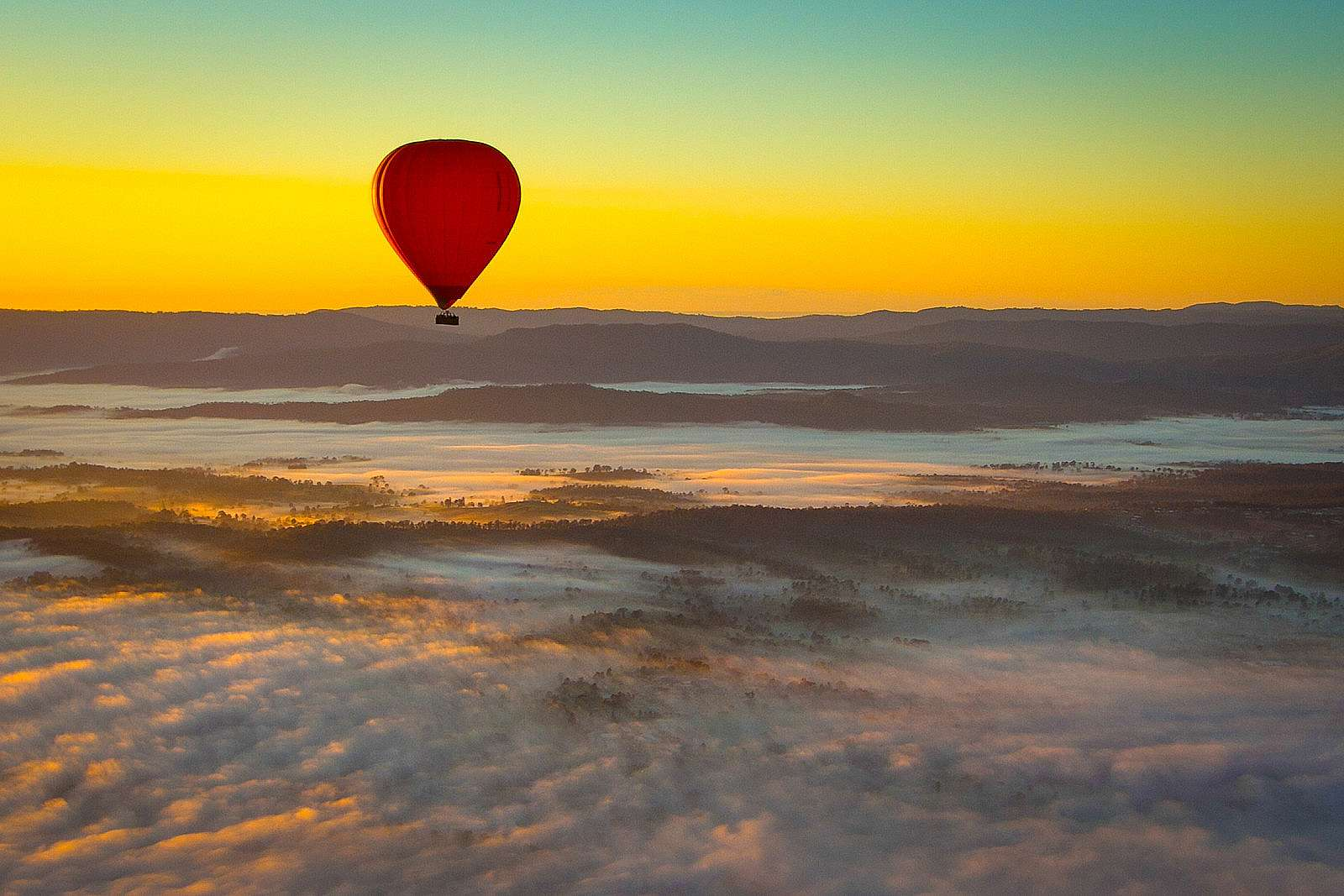 Image for Hot Air Cairns - Balloon Hot Air Scenic Flight ex Cairns
