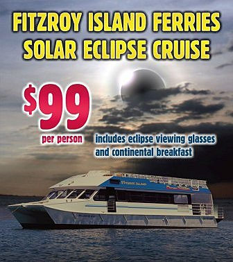 product image for Solar Eclipse Cruise - 14 Nov 2012