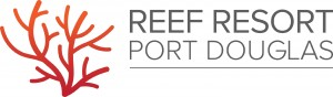 Homepage link and logo for Reef Resort Port Douglas