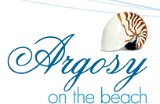 Homepage link and logo for Argosy on the Beach