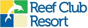 Homepage link and logo for Reef Club Resort