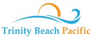 Homepage link and logo for Trinity Beach Pacific Resort