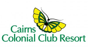 Homepage link and logo for Cairns Colonial Club Resort