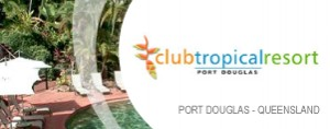 Homepage link and logo for Club Tropical Resort