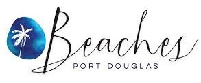 Homepage link and logo for Beaches Port Douglas