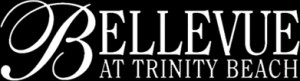 Homepage link and logo for Bellevue at Trinity Beach