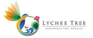 Homepage link and logo for Lychee Tree Holiday Apartments
