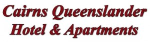 Homepage link and logo for Cairns Queenslander